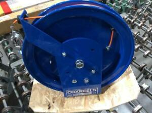Coxreels Sd 35 Spring Rewind Static Discharge Cable Reel 35 Galvenized Cable