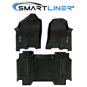 Maxliner 2019 Dodge Ram 1500 Crew Cab Custom Fit Floor Mats Liner Set