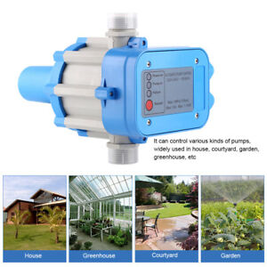 Automatic Electronic Switch Control Water Pump Pressure Controller 110v 220v