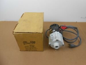 1 Nib Little Giant 2 md 2md 580003 Magnetic Drive Pump 1 30hp Non submersible