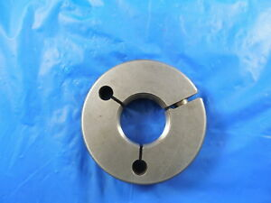 1 3 8 18 Unef Thread Ring Gage 1 375 Go Only P d 1 3374 Free Shipping Tool