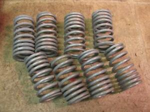 Ford Dkn6513b Valve Spring Set Of 8 Fordson Power Major Diesel Super