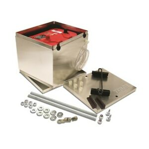 Taylor Cable 48200 Aluminum Battery Box 11 25 X 9 5 Inch