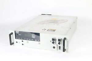 As Is Cpi Vzm Series Twt Amplifier For Parts Or Repair