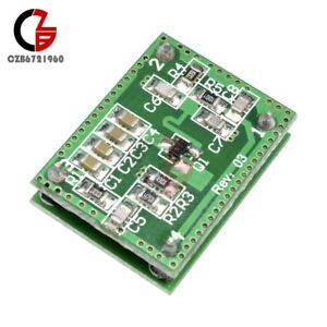 Lv002 Dc 5 5 36v 8 15m Doppler Radar Microwave Sensor Switch Module