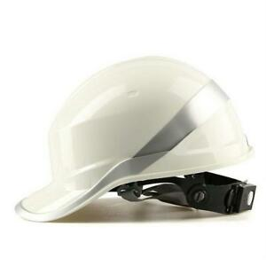 Safety Helmet Hard Hat Work Cap Insulation Stripe Construction Site Protection