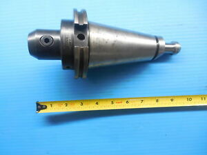 Lyndex Cat 50 5 8 End Mill Holder C5006 0625din Cnc End Mill Tooling Haas Fadal