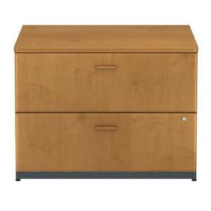 Lateral Filing Cabinet In Cherry Colored Series A id 2465