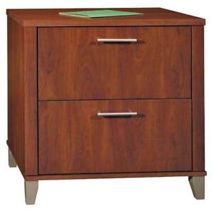 2 drawer Lateral File Cabinet In Hansen Cherry Somerset id 3615