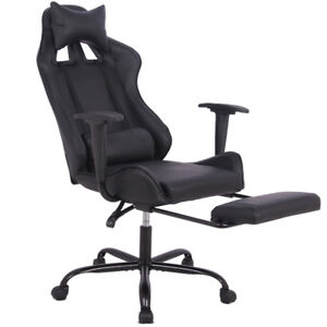 New Racing Style High back Office Chair Gaming Chair Ergonomic Swivel Chair