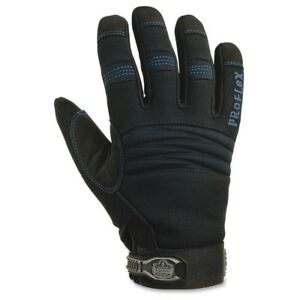 Thermal Utility Work Gloves Comfort Fit Cold Weather Construction Fishing Gear