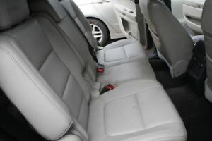 2011 Ford Explorer 2nd Row Rear Back Seat Bench Bl Tan Leather 605000