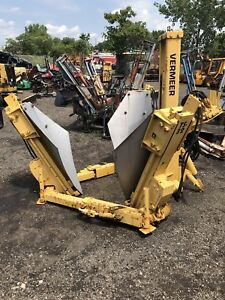 Vermeer Tree Spade Attachment Model Ts 32
