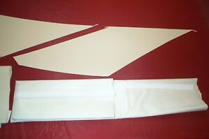 1965 1966 Catalina And 2 2 Headliner Sail Panels Perf Mat Colors Avail 65 66