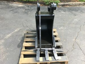 New 12 Heavy Duty Excavator Bucket For A Case Cx60c