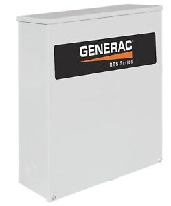 Generac Automatic Transfer Switch 240v 24 In H Rtsn200j3