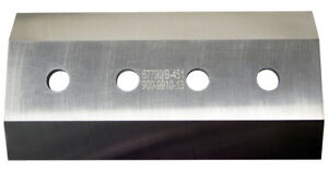 Vermeer Compatible Wood Chipper Knife Blade Model Bc1000 bc1200 Bc700