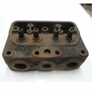 Used Cylinder Head Minneapolis Moline M670 M670 Super M5 5 Star M602 G900 G1000