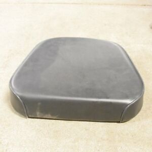 Used Seat Cushion For 2 Piece American Style Set Steel Backed Vinyl Black