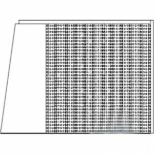 Grille Screen Lh John Deere 3030 3130 2840 Ar72860