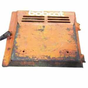 Used Engine Door Rear Compatible With Bobcat 743 642 843 643 645 741 641 742
