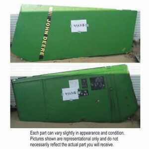 Used Door Rh John Deere 430 435 530 535 Ae48601
