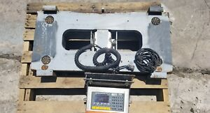 Avery Weigh Tronix Forklift Scale Complete System