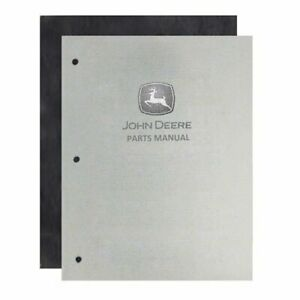 Parts Manual 4430 John Deere 4430 Pc1295