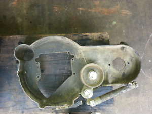Bobcat 873 Engine Mount Flywheel Bell Housing 6714301 6732494