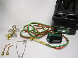 Turbotorch 0386 1322 Oxy Acetylene Brazing And Welding Kit Brazes Up To 1 1 4