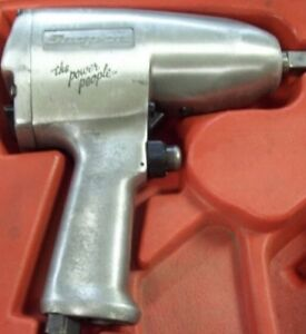 Snap On Impact Wrench 1 2 Inch Drive