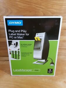 New Dymo Label Maker Labelmanager Pnp Label Thermal Printer Plug And Play
