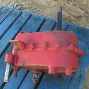 Used Reversing Gearbox New Holland 890 892 641015