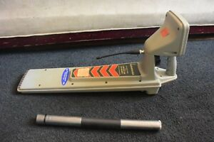 Radiodetection Locater Set Model Rd385 L With Nd 2415 8k Sonde