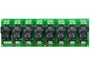 Coil 12v Passive 8 Channel Spst no 30a 30amp Power Relay Module X1