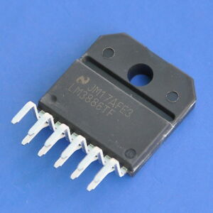 20pcs Lm3886 tf Original Ns 68w Audio Power Amplifier Ic Lm3886tf