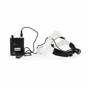 Dental Surgical Medical 1w Headband Type Rechargeable Ent Led Headlight Lamp