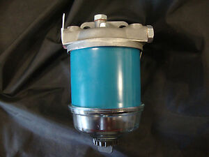 New 2000 2600 3600 3000 4600 5000 4000 6600 Ford Tractor Fuel Filter Assembly