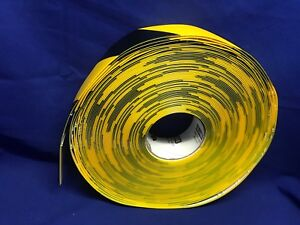Mighty Line T94100by Safety Tape deluxe 4 X100 Ft G6600660