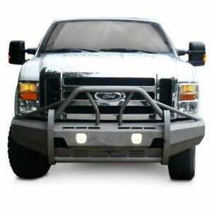 Frontier 600 19 9005 Xtreme Front Bumper W Pre Runner Guard For Ford Excursion