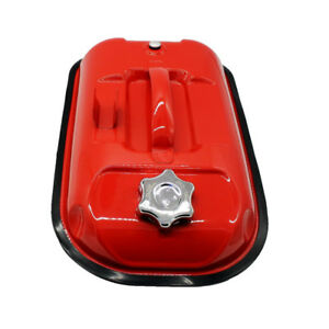 5l Can Gas Fuel Tank Petrol Motorcycle car Portable Storage Container Red