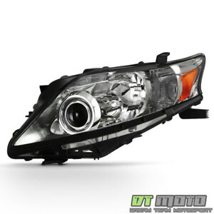 New Afs Hid Xenon For 2010 2012 Lexus Rx350 Projector Headlights Driver Side