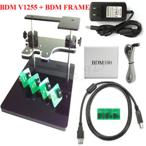 Us Bdm Frame Adapters Set For Bdm100 Cmd Programmer Ecu Auto Chip Tuning Tool