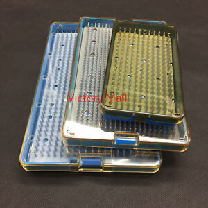 New Sterilization Tray Case Box Opthalmic Surgical Instrument