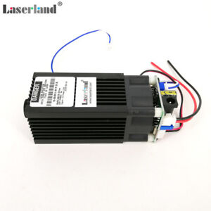 12vdc 450nm 4 75 5w Blue Laser Module Ttl Fo Engraver Engraving cutting marking