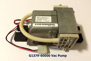 Agilent Hp Vacuum Degasser Pump Model G1379b Hplc P n G1379 60000 Refurbished