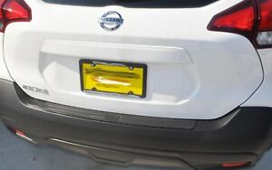 Rear Bumper To Surface Scratch Protector Cover Fits 2018 2019 Nissan Kicks