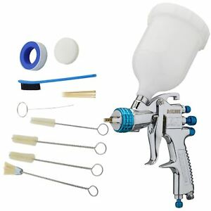 Devilbiss Slg 620 Compliant Solvent Gravity Spray Gun 1 3mm gun Cleaning Kit