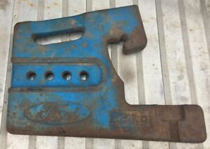 Ford Tractor 22kg 48 5lb Suitcase Weight