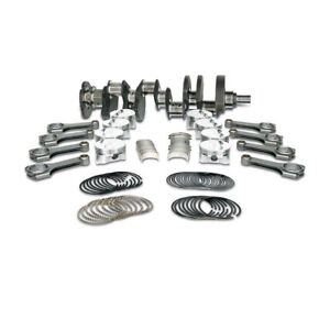 Premium Forged Scat Rotating Assembly I Beam Rods Fits Chevy 383 Ls1 1 44001bi